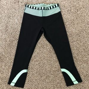 Lululemon Athletica | Crop Pant